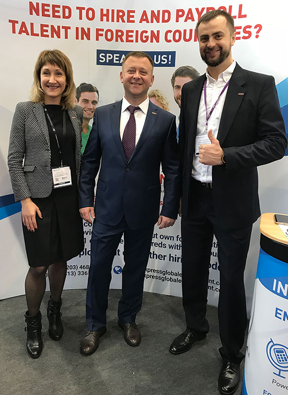Acumen International exhibits at CIPD 2017 in Manchester