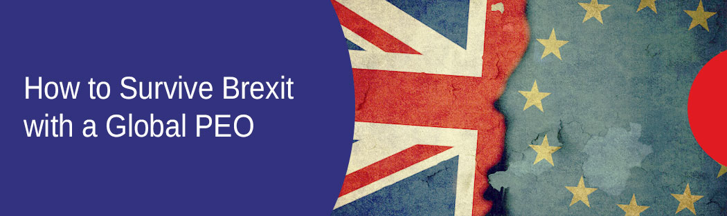 How to Survive Brexit with a Global PEO